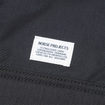 Дорожная сумка Norse Projects Vitus Compact Weekender Black фото- 4