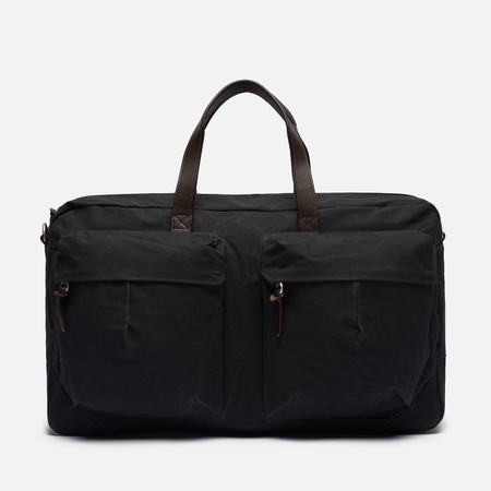 Property Of... Tommy Trip Travel Bag Coal/Dark Brown