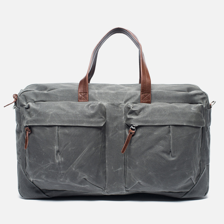 Property Of... Tommy Trip Travel Bag Fern/Brown