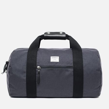 Дорожная сумка Sandqvist Floyd Dark Grey