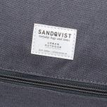 Дорожная сумка Sandqvist Floyd Dark Grey фото- 5
