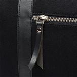 Дорожная сумка Sandqvist Jordan Weekender Black фото- 9