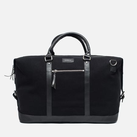 Дорожная сумка Sandqvist Jordan Weekender Black