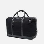 Дорожная сумка Sandqvist Jordan Weekender Black фото- 1