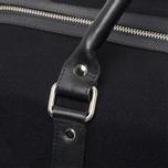 Дорожная сумка Sandqvist Jordan Weekender Black фото- 4