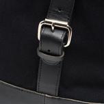 Дорожная сумка Sandqvist Jordan Weekender Black фото- 6