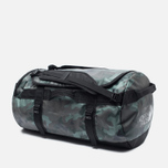 The North Face Base Camp Duffel 71L Travel Bag Camo Print/Black photo- 1