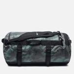 The North Face Base Camp Duffel 71L Travel Bag Camo Print/Black photo- 3