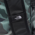 The North Face Base Camp Duffel 71L Travel Bag Camo Print/Black photo- 5