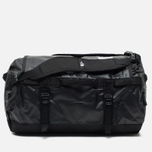 Дорожная сумка The North Face Base Camp Duffel S Black фото- 3
