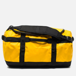 Дорожная сумка The North Face Base Camp Duffel S Summit Gold Black фото- 0