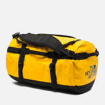 Дорожная сумка The North Face Base Camp Duffel S Summit Gold Black фото- 1