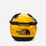 Дорожная сумка The North Face Base Camp Duffel S Summit Gold Black фото- 2