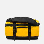 Дорожная сумка The North Face Base Camp Duffel XS Summit Gold Black фото- 0