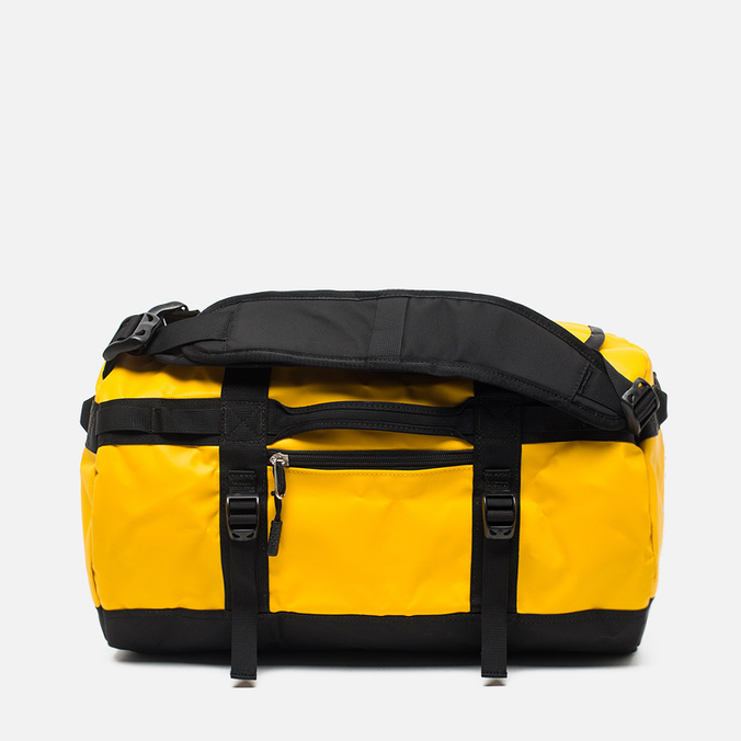 Дорожная сумка The North Face Base Camp Duffel XS Summit Gold Black
