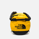 Дорожная сумка The North Face Base Camp Duffel XS Summit Gold Black фото- 2