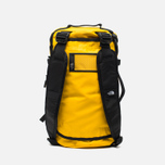 Дорожная сумка The North Face Base Camp Duffel XS Summit Gold Black фото- 3