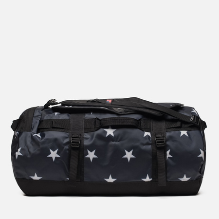 Дорожная сумка The North Face IC Base Camp Duffel M Cosmic Blue/Star Print