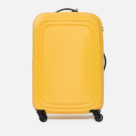 Дорожный чемодан Mandarina Duck Logoduck Medium Trolley V32 Duck Yellow