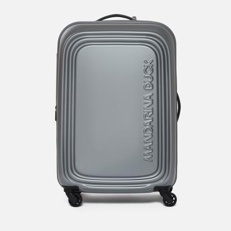 Дорожный чемодан Mandarina Duck Logoduck Medium Trolley V32 Grey