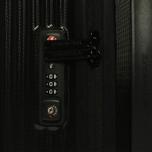 Дорожный чемодан Mandarina Duck Logoduck Tank Trolley V03 Black фото- 4