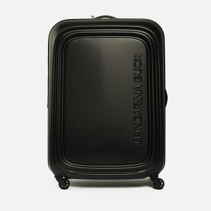 Дорожный чемодан Mandarina Duck Logoduck Trolley V33 Black