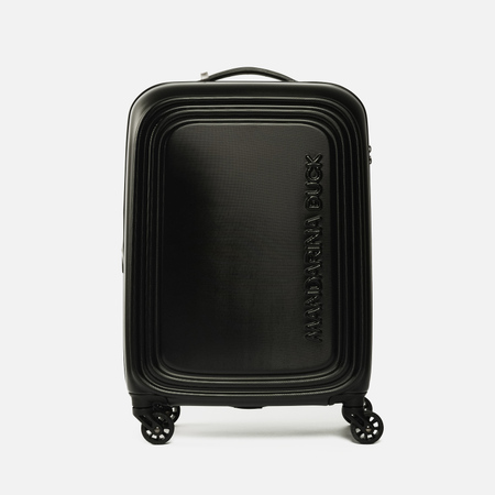 Дорожный чемодан Mandarina Duck Logoduck Trolley V34 Black