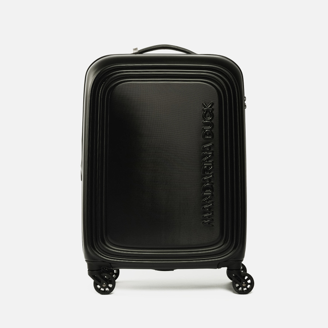 Дорожный чемодан Mandarina Duck Logoduck Trolley V34 Black