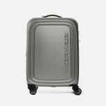 Дорожный чемодан Mandarina Duck Logoduck Trolley V34 Grigio фото- 0
