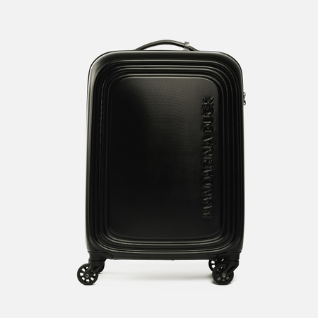 Дорожный чемодан Mandarina Duck Logoduck Trolley V54 Black