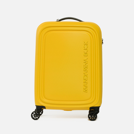 Дорожный чемодан Mandarina Duck Logoduck Trolley V54 Duck Yellow