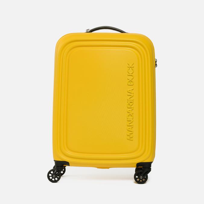Дорожный чемодан Mandarina Duck Logoduck Trolley V54 Duck Yellow