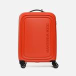 Дорожный чемодан Mandarina Duck Logoduck Trolley V54 Fiery Red фото- 0