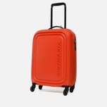 Дорожный чемодан Mandarina Duck Logoduck Trolley V54 Fiery Red фото- 1