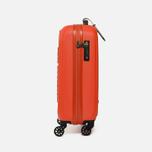Дорожный чемодан Mandarina Duck Logoduck Trolley V54 Fiery Red фото- 2