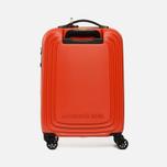 Дорожный чемодан Mandarina Duck Logoduck Trolley V54 Fiery Red фото- 3