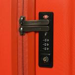 Дорожный чемодан Mandarina Duck Logoduck Trolley V54 Fiery Red фото- 4