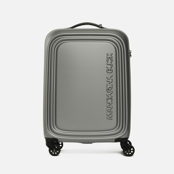 Дорожный чемодан Mandarina Duck Logoduck Trolley V54 Grigio