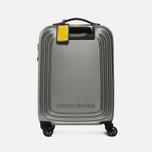 Дорожный чемодан Mandarina Duck Logoduck Trolley V54 Grigio фото- 3