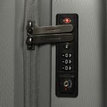 Дорожный чемодан Mandarina Duck Logoduck Trolley V54 Grigio фото- 4