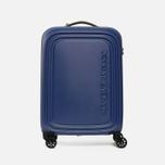 Дорожный чемодан Mandarina Duck Logoduck Trolley V54 Mazarine Blue фото- 0