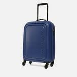 Дорожный чемодан Mandarina Duck Logoduck Trolley V54 Mazarine Blue фото- 1