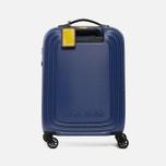 Дорожный чемодан Mandarina Duck Logoduck Trolley V54 Mazarine Blue фото- 3