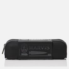 Дорожный набор Marvis Medium Nylon Toothbrush And Classic Strong Mint + XYLITOL 85ml фото- 2