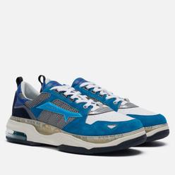 Мужские кроссовки Premiata Drake 046 Blue/White