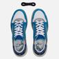 Мужские кроссовки Premiata Drake 046 Blue/White фото - 1
