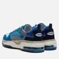 Мужские кроссовки Premiata Drake 046 Blue/White фото - 2