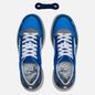 Мужские кроссовки Premiata Drake 084 Blue фото - 1