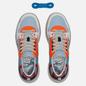 Мужские кроссовки Premiata Drake 085 White/Orange фото - 1
