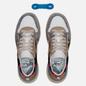 Мужские кроссовки Premiata Drake 086 Grey/Brown фото - 1